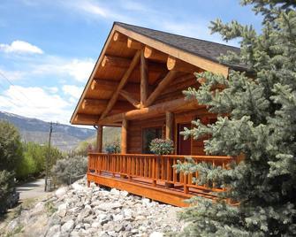 The Roosevelt Hotel - Yellowstone - Gardiner - Gebouw