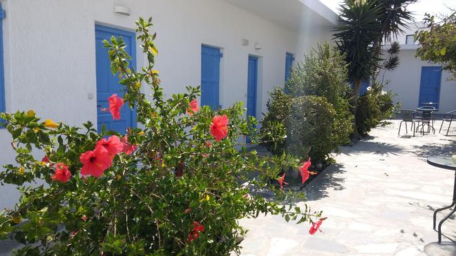 Mykonos Vouniotis Rooms - Mykonos - Gebäude