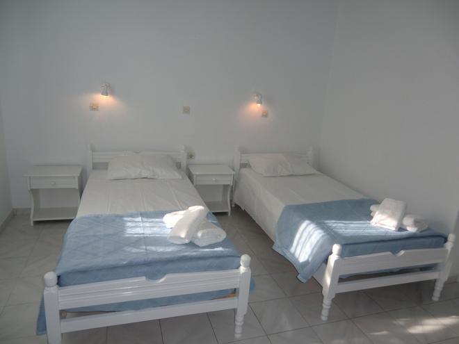 Mykonos Vouniotis Rooms - Mykonos - Schlafzimmer