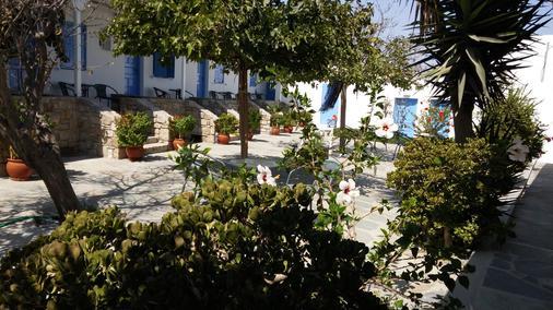 Mykonos Vouniotis Rooms - Mykonos - Outdoor view