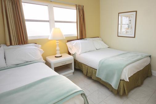 Quebec Motel - Wildwood - Makuuhuone