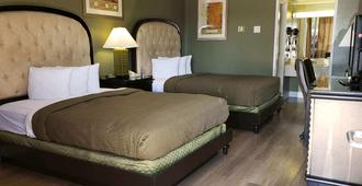 Green Tree Inn - Victorville - Yatak Odası
