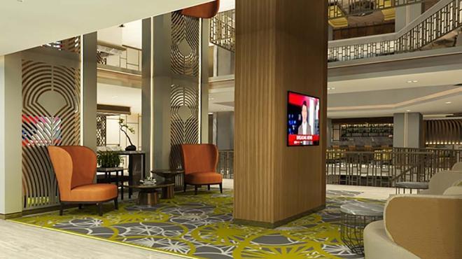 DoubleTree by Hilton Istanbul - Sirkeci - Istanbul - Lobby