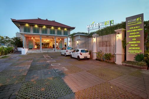 Maison At C Boutique Hotel And Spa Seminyak - Kuta - Toà nhà