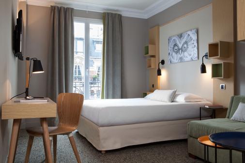 Chouette Hôtel - Pariisi - Makuuhuone
