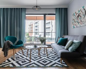 Old Town - River Point By Welcome Apartment - Gdansk - Sân golf