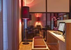 萊比錫城際酒店 - 萊比錫 - 萊比錫 - 大廳
