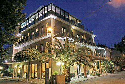 Hotel Memory - Rimini - Rakennus