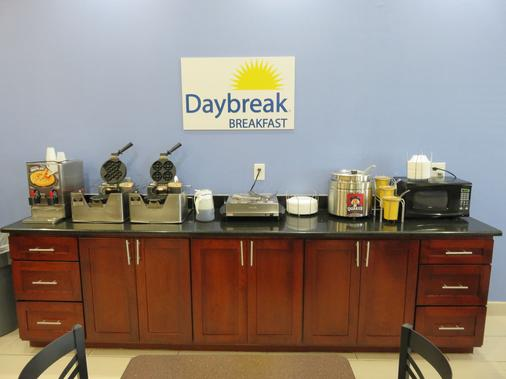 Days Inn by Wyndham San Antonio Northwest/Seaworld - San Antonio - Buffet