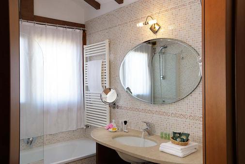 Hotel Ca' d'Oro - Venice - Phòng tắm