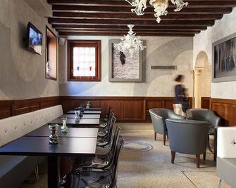 Hotel Ca' d'Oro - Veneza - Restaurante