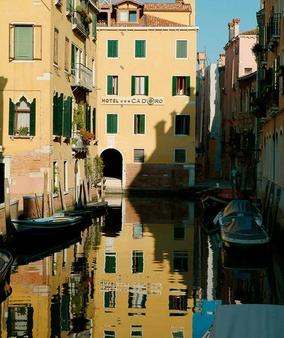 Hotel Ca' d'Oro - Βενετία - Κτίριο