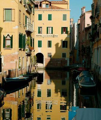 卡多若酒店 - 威尼斯 - 建築