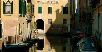 Hotel Ca' d'Oro - Veneza - Edifício