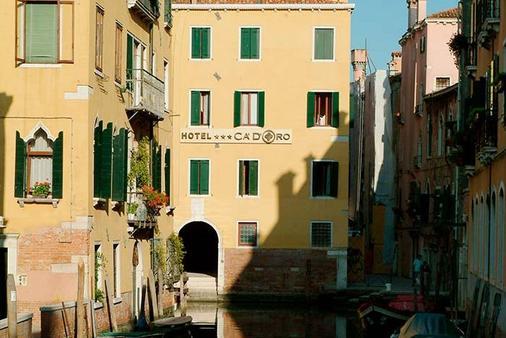 Hotel Ca' d'Oro - Venice - Toà nhà