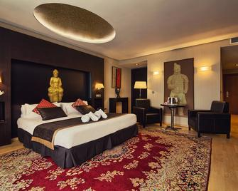 Ulises Hotel - Ceuta - Schlafzimmer
