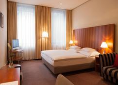 Hotel Das Triest - Wiedeń - Sypialnia
