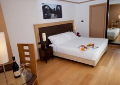 Palatium Hotel - Rome - Bedroom