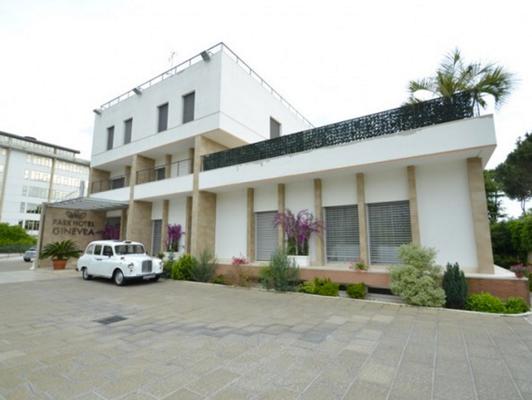 โรงแรมปาลาติอุม - โรม - อาคาร