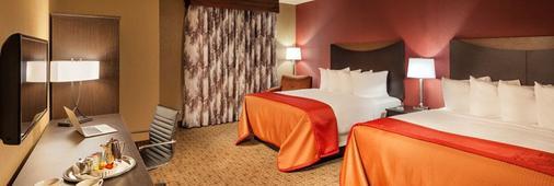 Choctaw Casino Hotel - Pocola - Pocola - Bedroom