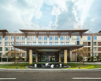 Shinhwa Jeju Shinhwa World Hotel & Resorts - Seogwipo - Building