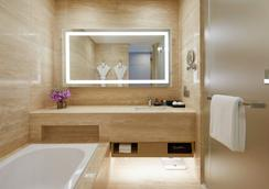 Jeju Shinhwa World Landing Resort - Thành phố Seogwipo - Phòng tắm