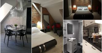 Hostel Freedom - Toruń - Sala de estar