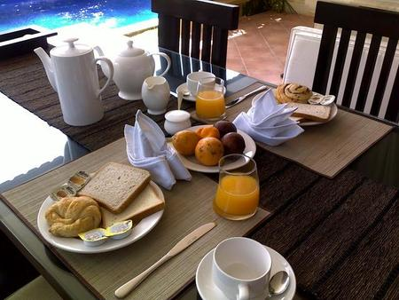 The Zen Villas - Денпасар (Бали) - еда