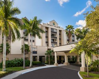 Hyatt Place Ft. Lauderdale Plantation - Plantation - Building