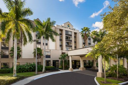Hyatt Place Ft. Lauderdale Plantation - Plantation - Κτίριο