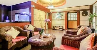 Makati Palace Hotel - Manila - Living room