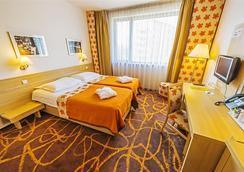 Iris Hotel Eden - Praha - Makuuhuone