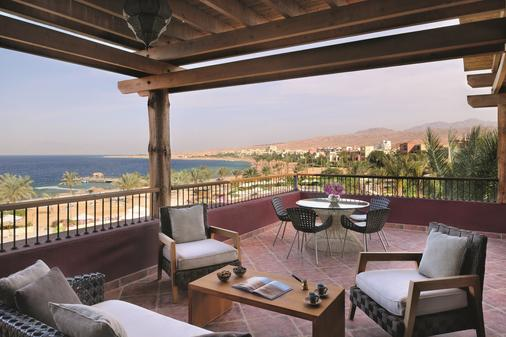 Mövenpick Resort & Spa Tala Bay Aqaba - Aqaba - Balcony