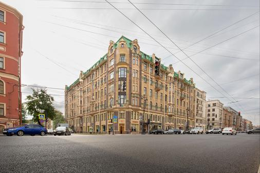 Mom I'M Home - Hostel - Saint Petersburg - Building