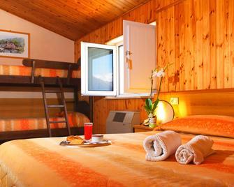 Hotel Holidays - Villetta Barrea - Camera da letto