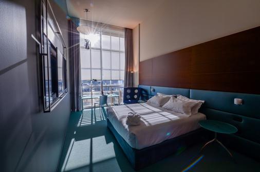 DoubleTree by Hilton Turin Lingotto - Turin - Bedroom
