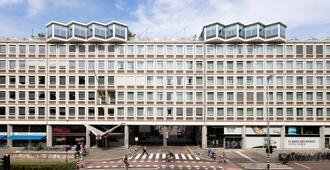 Zoku Amsterdam - Амстердам - Здание