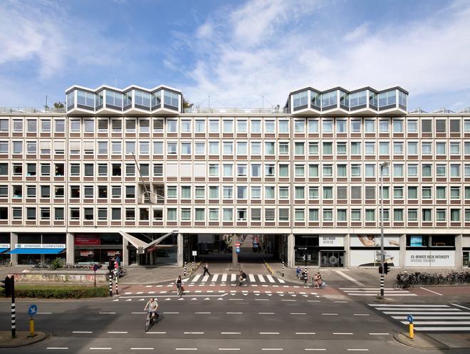 Zoku Amsterdam - Amsterdam - Building