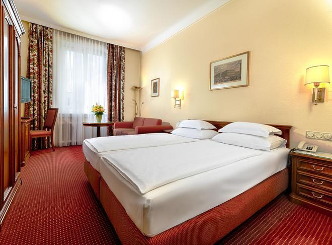 Hotel Erzherzog Rainer - Viena - Quarto