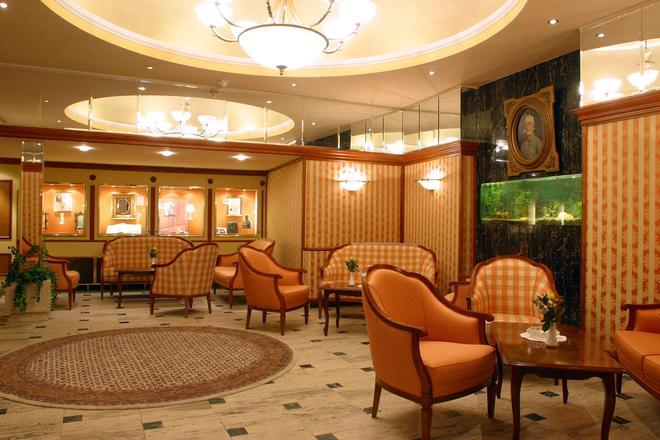 Hotel Erzherzog Rainer - Viena - Lounge