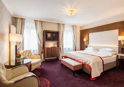 Hotel Stefanie - Vienna - Phòng ngủ