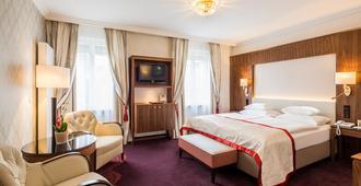 Hotel Stefanie - Wien - Schlafzimmer
