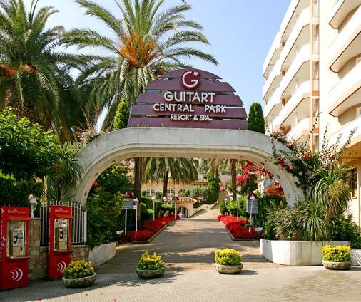 Hotel Guitart Central Park Aqua Resort 3 - Lloret de Mar - Κτίριο