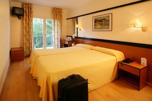 Hotel Guitart Central Park Aqua Resort 3 - Lloret de Mar - Κρεβατοκάμαρα