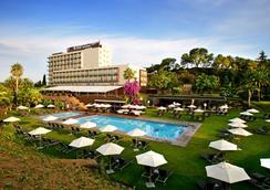 蒙特雷大酒店 - 洛雷德瑪 - 羅列特海岸 - 游泳池