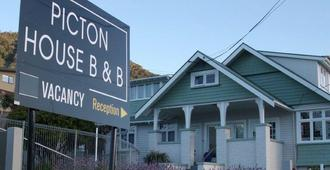 Picton House B&B and Motel - Picton - Building