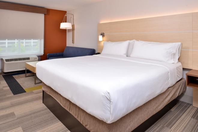 Holiday Inn Express & Suites Cincinnati - Mason - Mason - Soveværelse