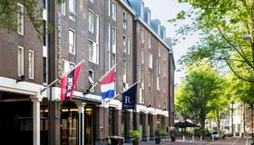 Renaissance Amsterdam Hotel - Amsterdam - Rakennus