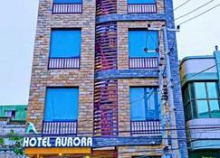 Hotel Aurora - Mandalay - Building