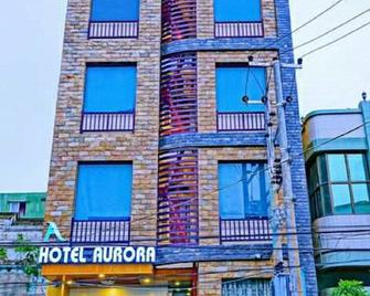Hotel Aurora - Mandalay - Gebouw